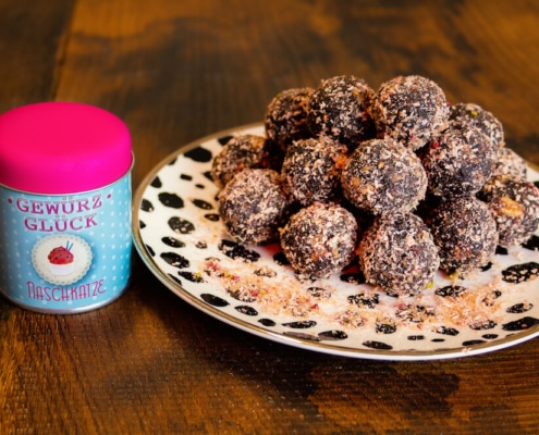 raw energy balls rezept