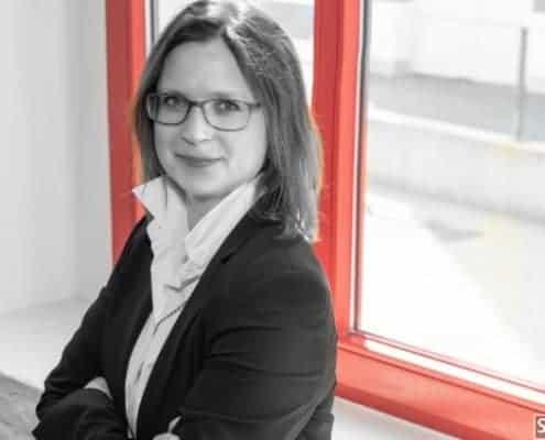 Personalexpertin Katja Raschke