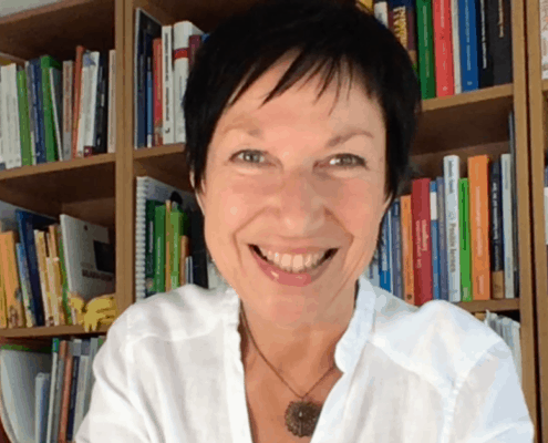 Lerntherapeutin Farida Tlili im memole Interview