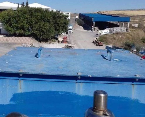 Vista Resultado limpieza deposito Córdoba