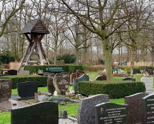 Begraafplaats Dronten