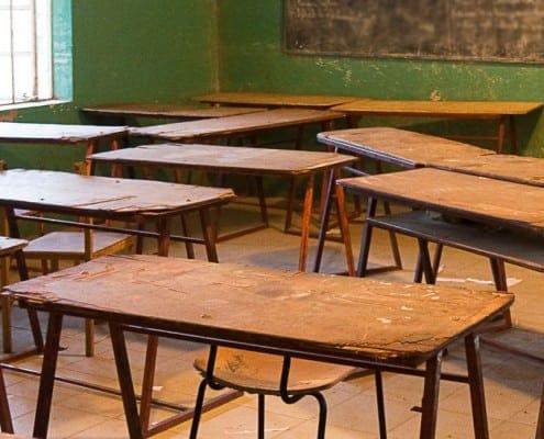 Corruption Watch schools report