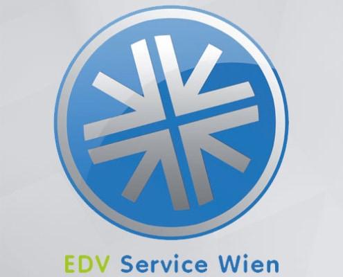 Logo EDV Service Wien