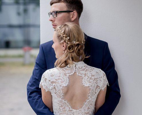 modern verträumtes Hochzeitsbild in Erfurt