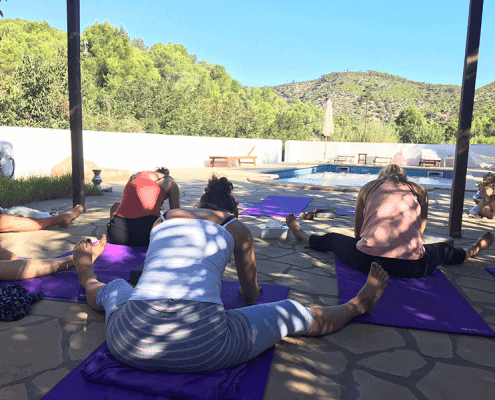 Yoga Mindfulness en Yoga Retreat Ibiza 18-24 juli