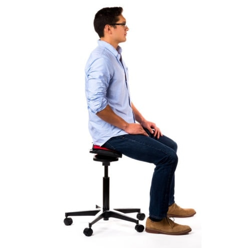 improve posture with newton office chair by QOR360
