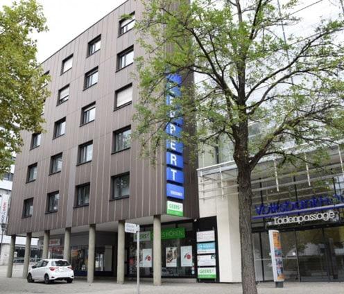 Buerogebäude Pforzheimer Pflegedienst
