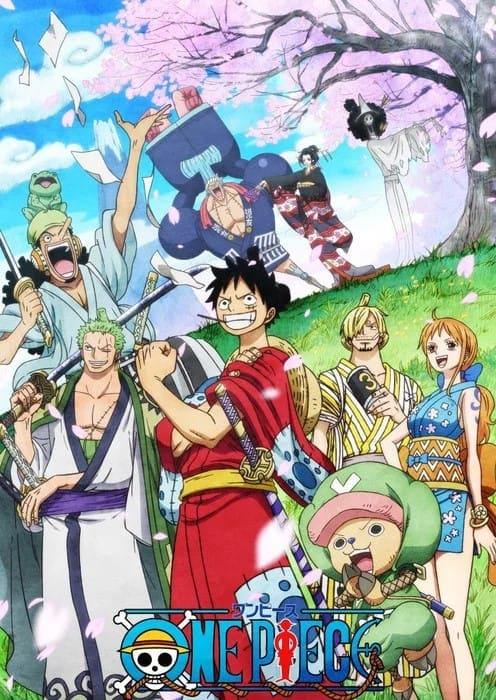 One Piece วันพีช ซีซั่น 20 ดินแดนวาโนะ
