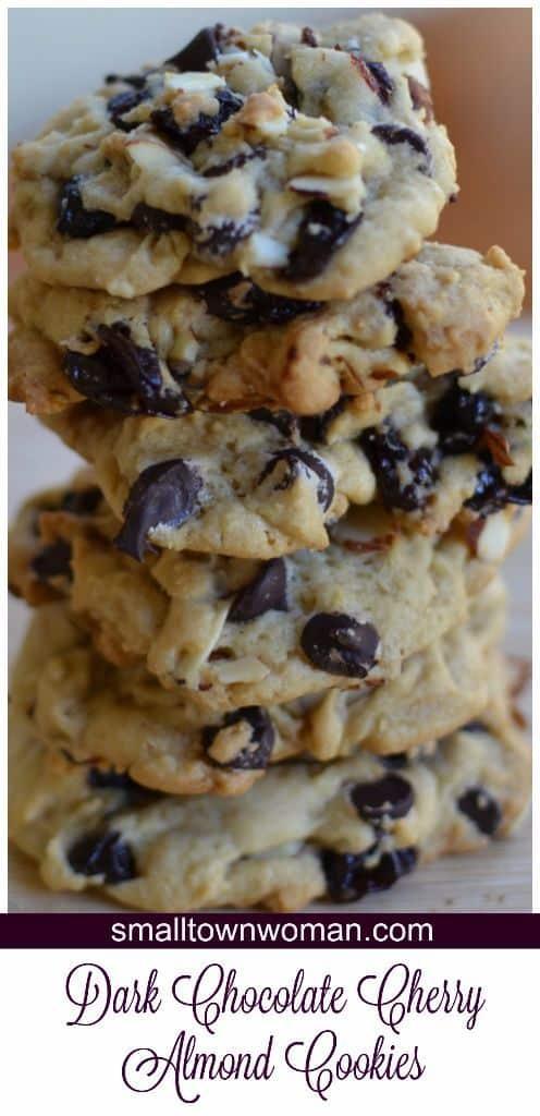 dark-chocolate-cherry-almond-cookies-pinterest-pic-monkey