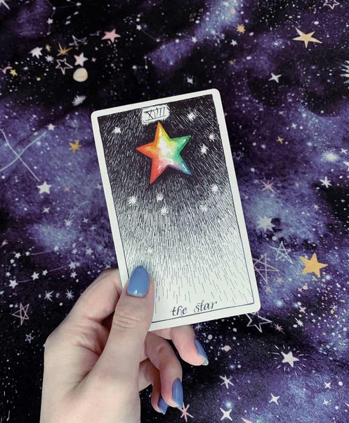 the star tarot card wild unknown