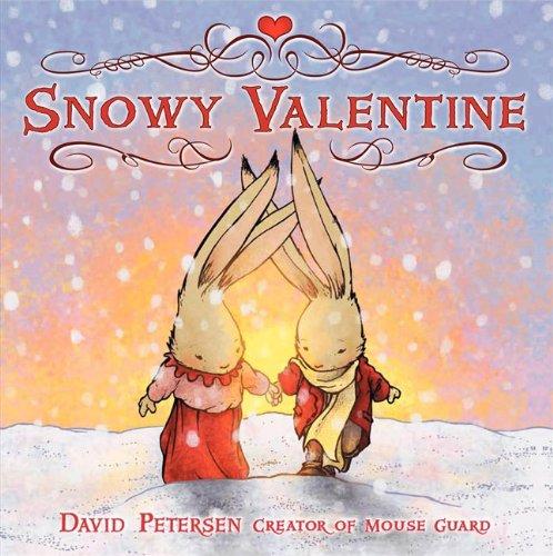 Snowy Valentine by David Petersen