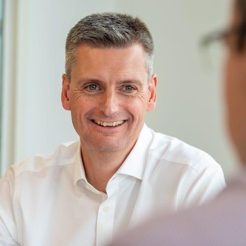 Joe Norburn, Recordsure CEO