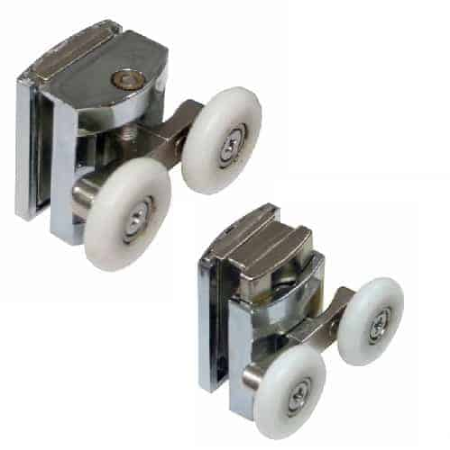 NOT3 & NOB3 Shower door rollers