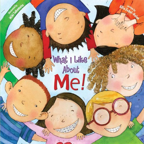 What I Like About Me By Allia Zobel - Nolan, Miki Sakamoto