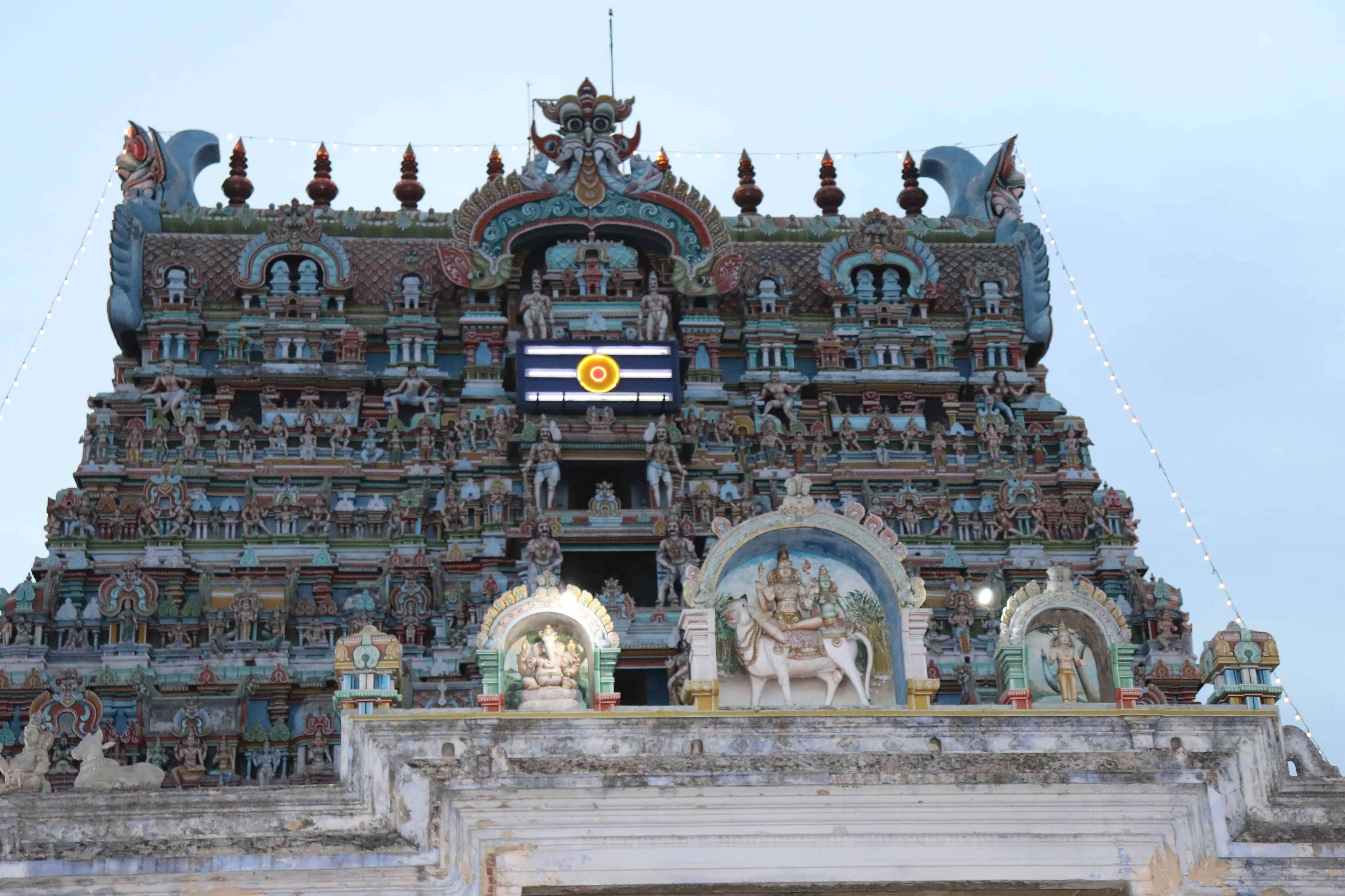 Tirunelveli Diaries