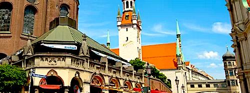 Bauern und Regionalmärkte in München