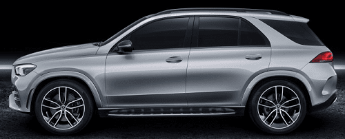 Mercedes GLE Coupe C167 V167 ab 2019 sicherste Alarmanlage 1