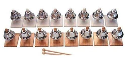 Montessori-Store 16 clochettes Musicales