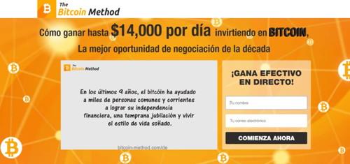 Bitcoinmethod pagina web