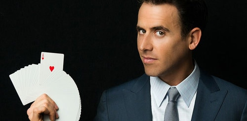 Oz Pearlman Is a World-Class Mentalist with Natural Charisma