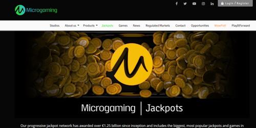 microgaming página web