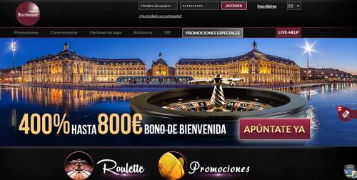 casino bordeaux página web