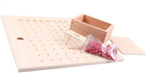 Montessori-Store Table des multiplications