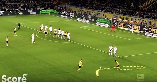 Genius Soccer Plays