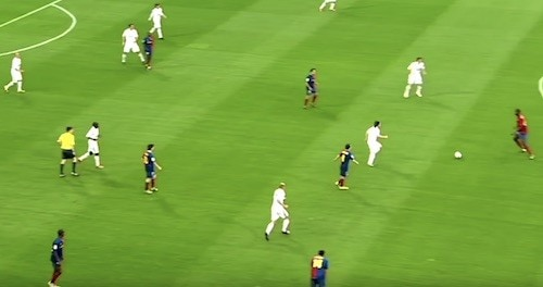Barca Keep Ball