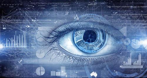 Simulated Eye