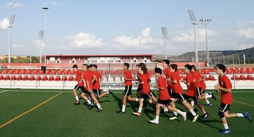 Soccer Camps in Spain