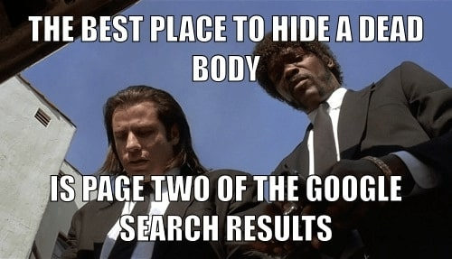 seo meme best place to hide