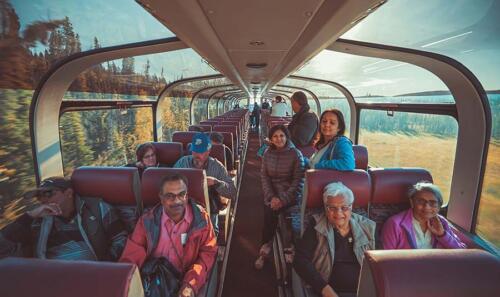 Alaskan Rail