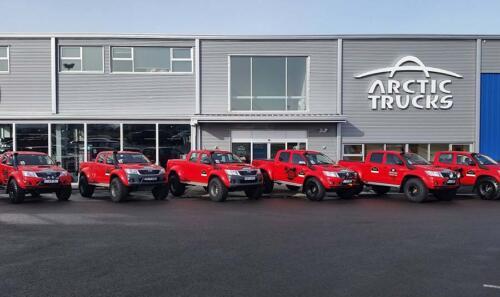 Arctic Trucks Headquaters