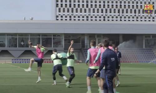 Barcelona Dodge Ball