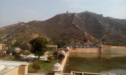 Maota Sarovar of Amber fort