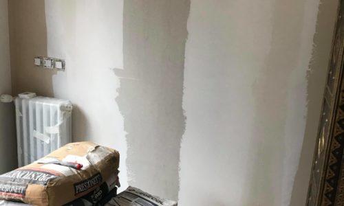 rénovation salon maison