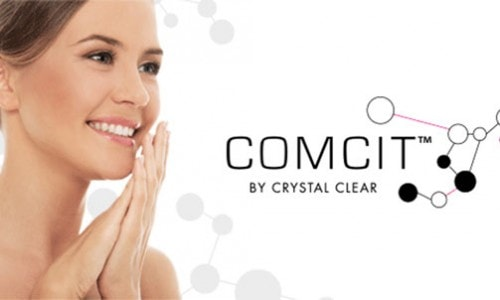 Comcit facial treatment