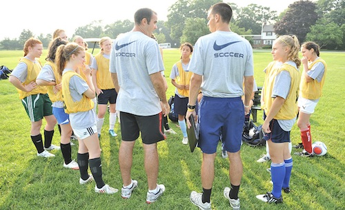 Massachusetts Soccer Camps