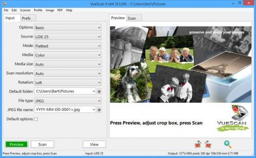 Met VueScan los je de meeste problemen met scannen op.