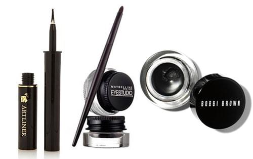 Gel eyeliners | 40plusstyle.com