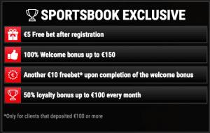 5-euro-free-bet