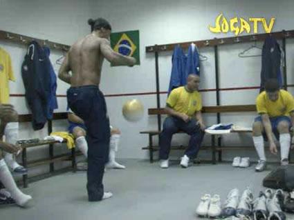 Nike Soccer Ginga