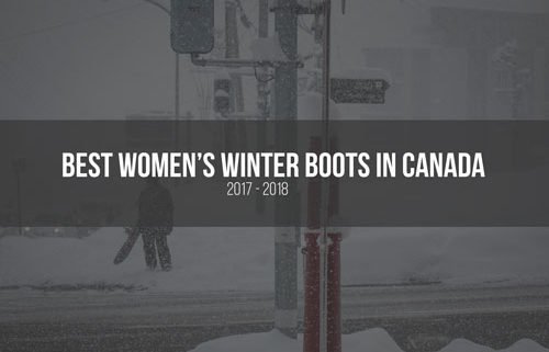Winter Boots for women Canada