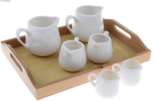 Trousses à Verser Porcelaine