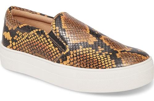 Steve Madden Gills Platform Slip-On Sneaker