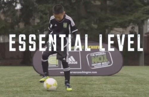 99 Coerver Ball Mastery Skills