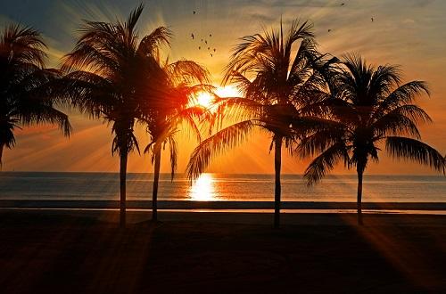 goa beach in india