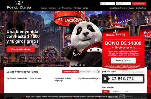 Royal Panda revision