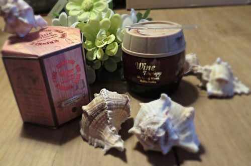 Wine therapy masker